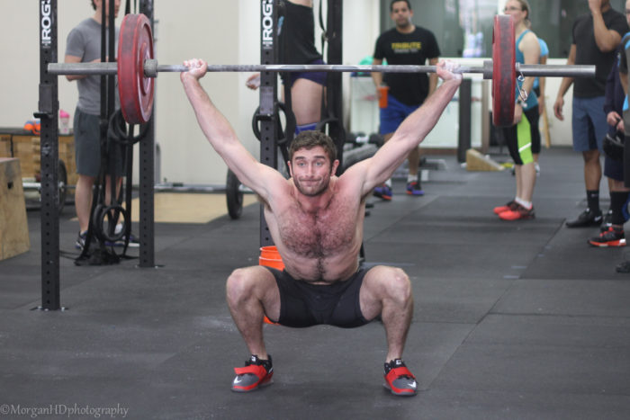4 Snatches You'll do in CrossFit